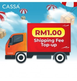 Cassa Shipping Fee Top up/ Add On