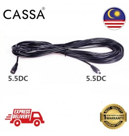 Cassa HIGH QUALITY SOLAR PANEL EXTENSION CABLE WIRE 5 & 10 METER